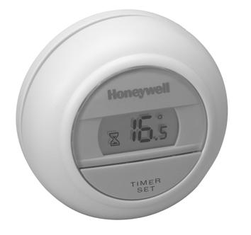 how to set honeywell timer